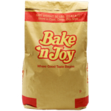 BNJO Old Fashioned Basic Muffin Mix - Packaging Image
