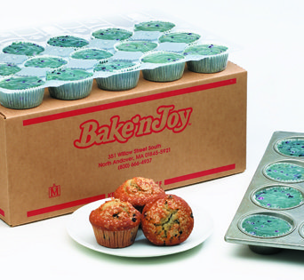BNJUM 6.25 oz. Raspberry Burst Muffins - Packaging Image