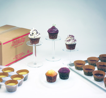 BNJPF Chocolate Cupcake - Packaging Image