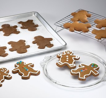BNJHS Gingerbread Men - Packaging Image