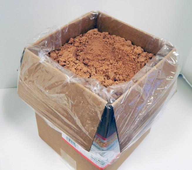 BNJKC Gourmet Cinnamon Streusel