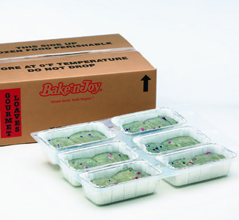 BNJPF Butter Pound Cake - Packaging Image