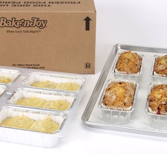 BNJPF Butter Pound Cake - Box Image