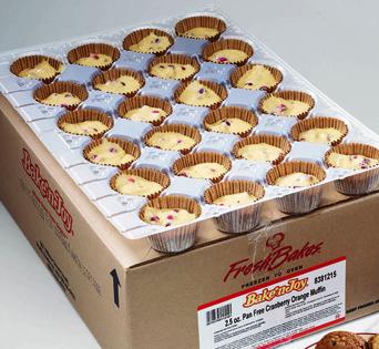 BNJKC 2.5 oz. Whole Grain Double Chocolate - Box Image