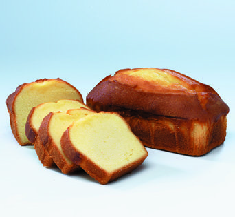 BNJPF Butter Pound Cake - Cut Open Image