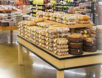 Supermarket In Store Bakeries