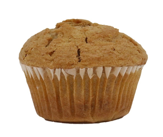 BNJO 6.25 oz. Apple Filled Caramel Apple Muffin