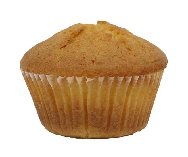 BNJO 6.25 oz. Lemon Filled Lemon Flavored Muffins